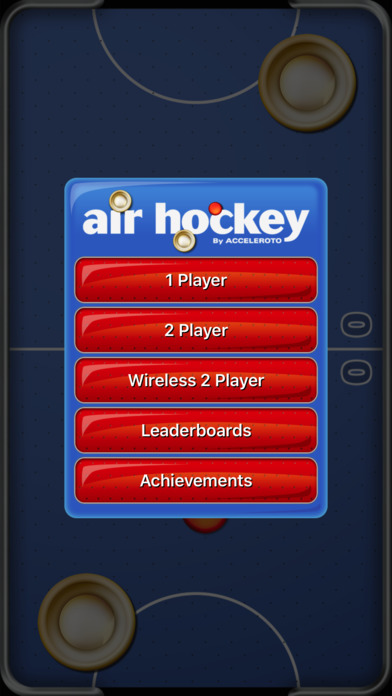 Air Hockey Gold