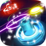 Glow Hockey HD – 2 Player Neon Light Air Hockey