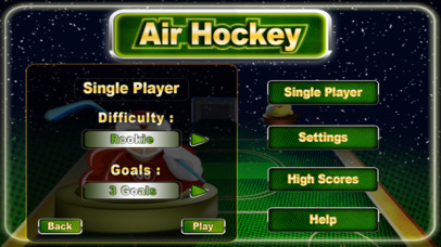 Pocket Air Hockey 2D