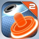Glow Air Hockey 2 HD+