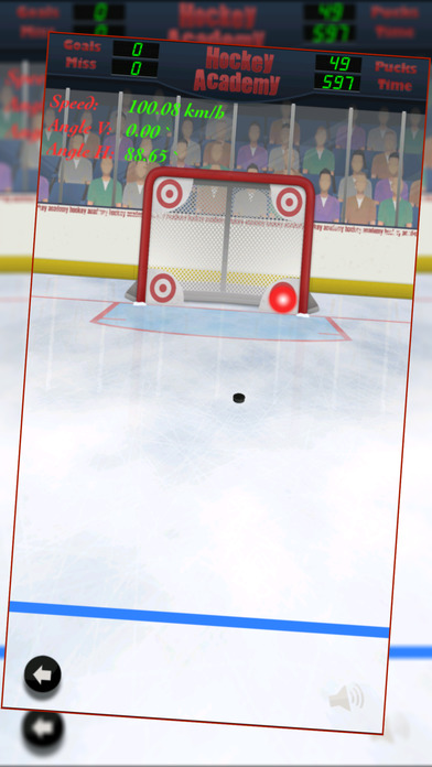 Hockey Academy Lite – The cool free flick sports game – Free Edition