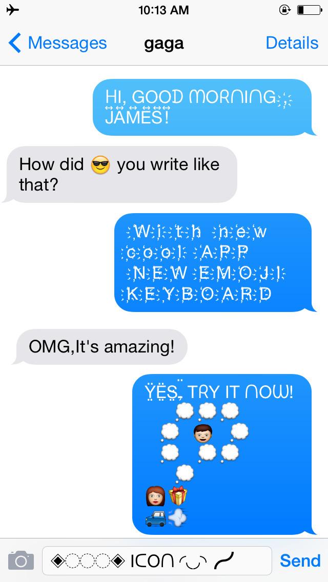 new emoji keyboard free  u2013 cool new emoji art font u0026text