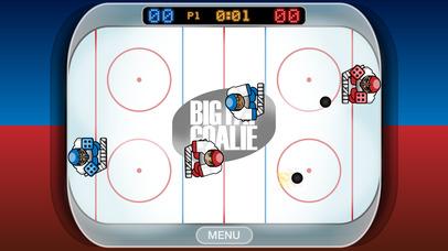 Big Fat Goalie Ice Hockey