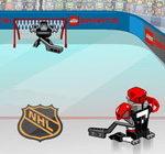 Lego Hockey Challenge